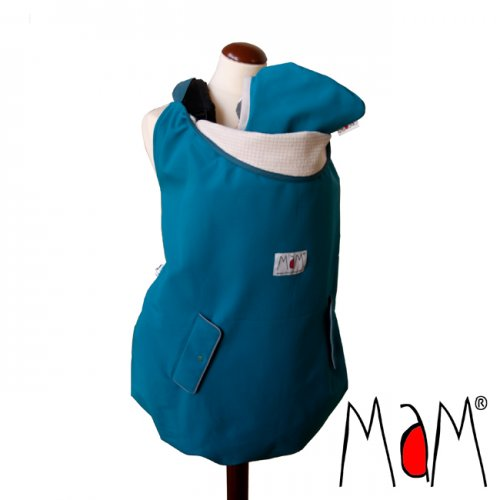 Cobertor MaM 4-Seasons Deluxe Softshell Ocean Waters/Sandshell